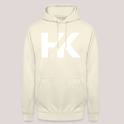 HdK - Felpa con cappuccio unisex