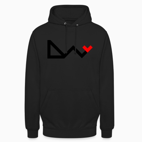 day logo - Unisex Hoodie