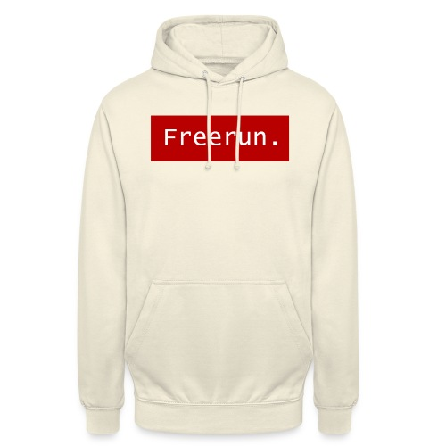 Freerun. - Hoodie unisex