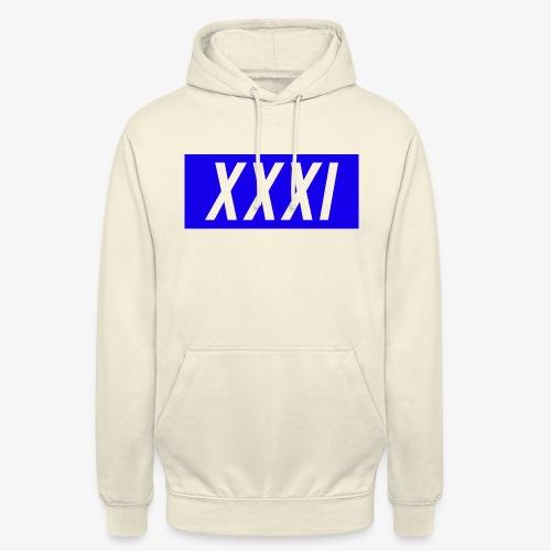 XXXI Design - Unisex Hoodie