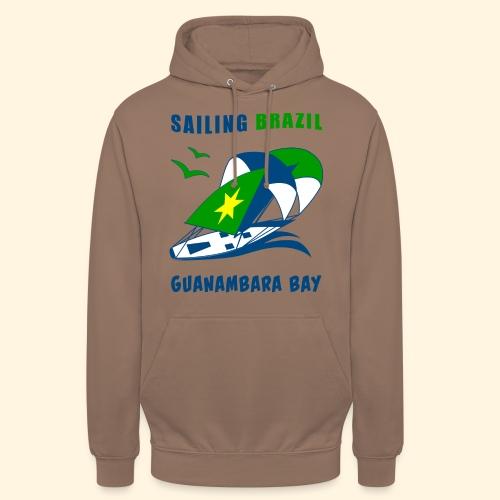 Sailing Brazil - Unisex Hoodie