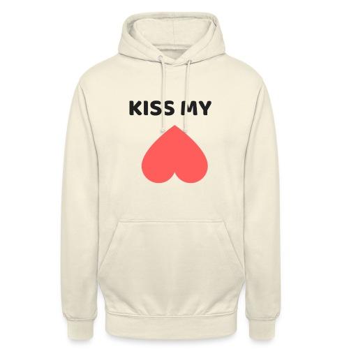 Kiss My Ass - Unisex Hoodie