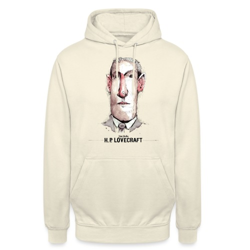 H. P. Lovecraft (Cthulhu) - Unisex Hoodie