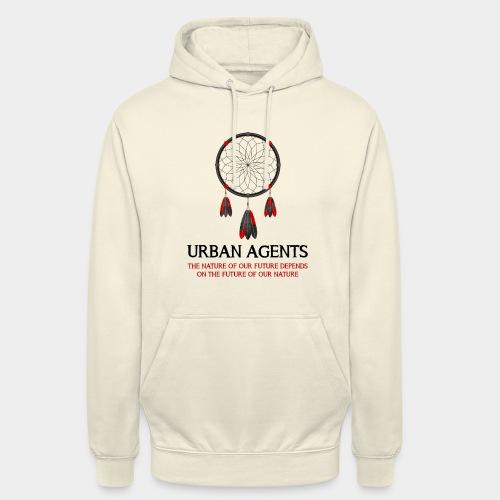 Urban Agents Dreamcatcher - Unisex Hoodie