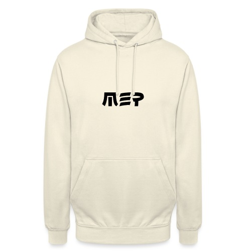 MEP - Sweat-shirt à capuche unisexe