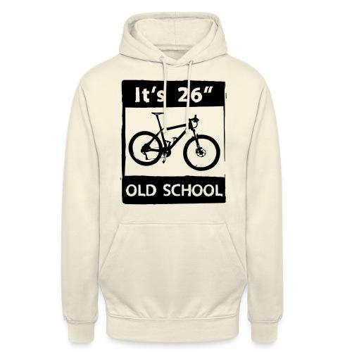 26 Old School 2C - Unisex Hoodie