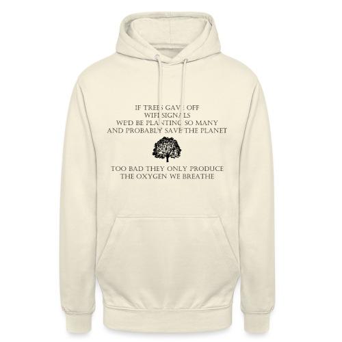 Wifi Tree - Hoodie unisex