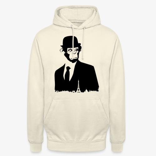 COLLECTION *BLACK MONKEY PARIS* - Sweat-shirt à capuche unisexe