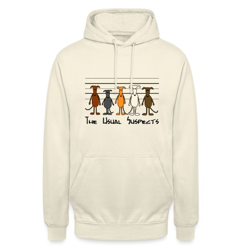 The usual suspects - Unisex Hoodie