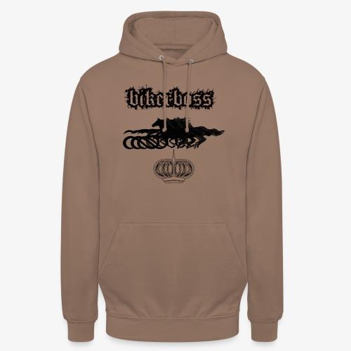 horsebiker - Sweat-shirt à capuche unisexe