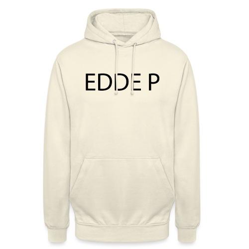 EDDE P - Luvtröja unisex