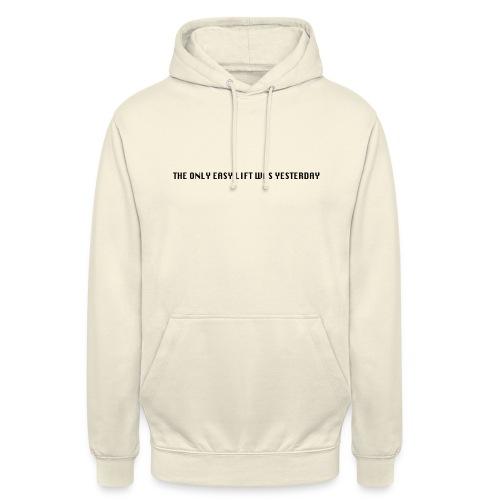 170106 LMY t shirt hinten png - Unisex Hoodie