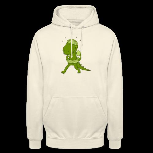 Lustiges Krokodil - Unisex Hoodie