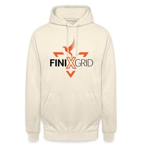FinixGrid Orange - Unisex Hoodie