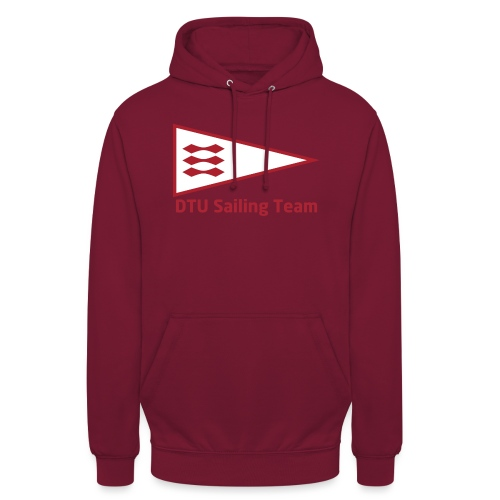 DTU Sailing Team Official Workout Weare - Unisex Hoodie
