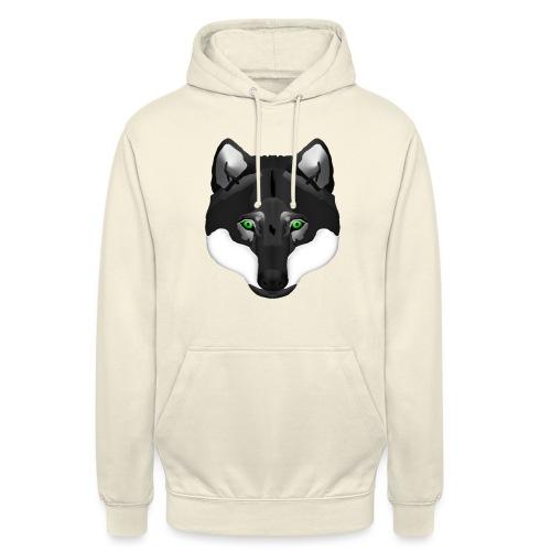 Wolf Head - Unisex Hoodie