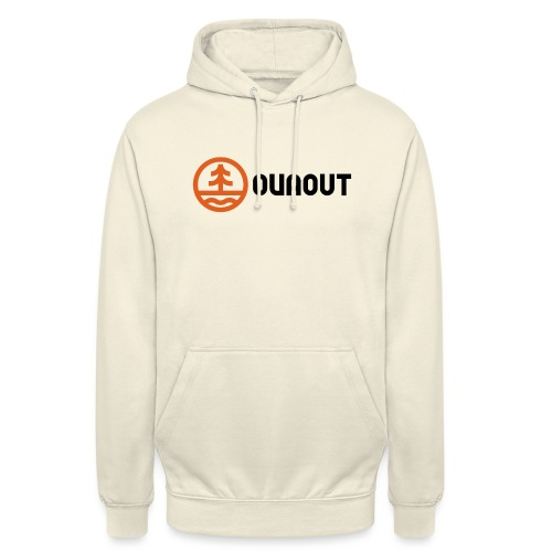 OVAOUT Logo - Unisex Hoodie
