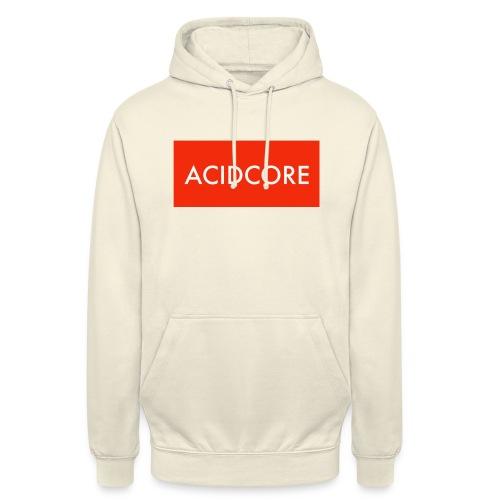 ACIDCORE COLLECTION - Sweat-shirt à capuche unisexe