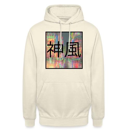 Tokyo - Sweat-shirt à capuche unisexe