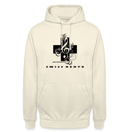 Swiss Beatz Logo with L - Unisex Hoodie