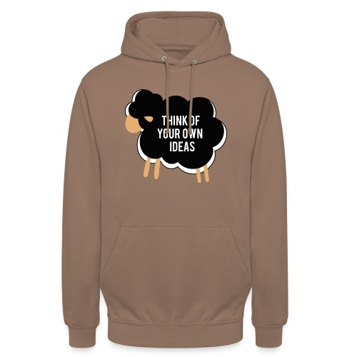 Think of your own idea! - Unisex Hoodie