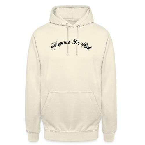bitmap png - Sweat-shirt à capuche unisexe