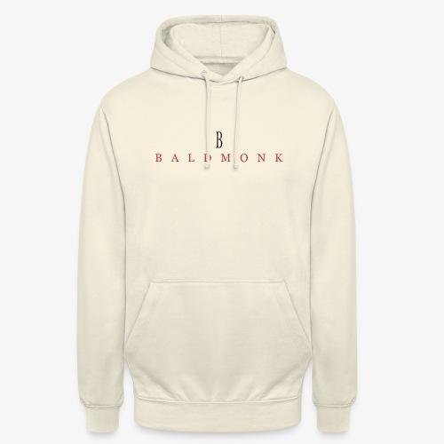 Baldmonk Classic Logo - Unisex Hoodie