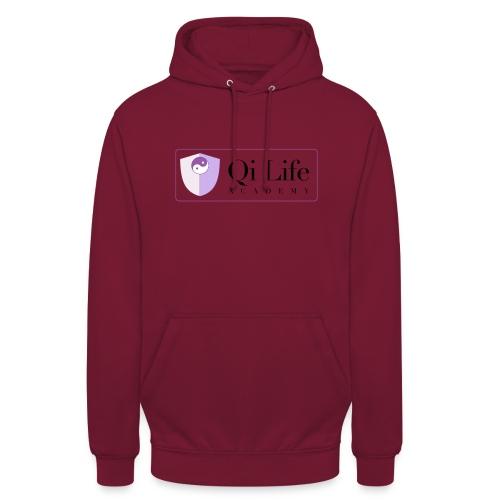 Qi Life Academy Promo Gear - Unisex Hoodie