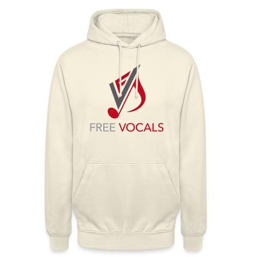 Free Vocals - Unisex Hoodie