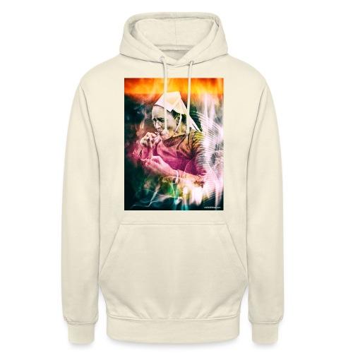 fumeuse bretonne - Sweat-shirt à capuche unisexe