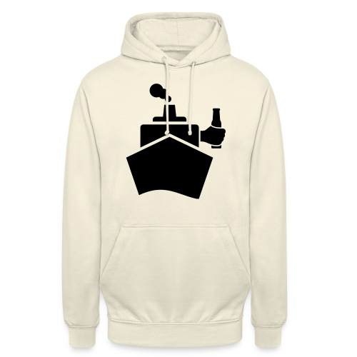 King of the boat - Unisex Hoodie