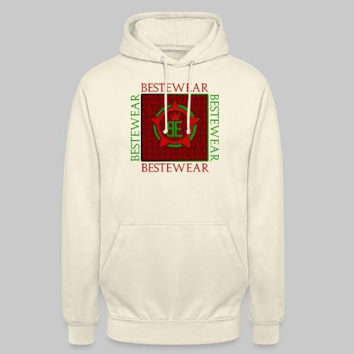 #Bestewear - Royal Line (Green/Red) - Unisex Hoodie