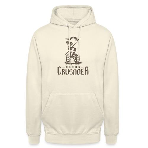 Drunk Crusader - Unisex Hoodie