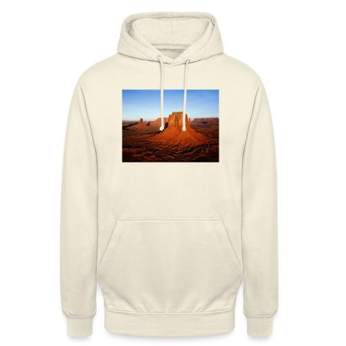 Desert - Sudadera con capucha unisex