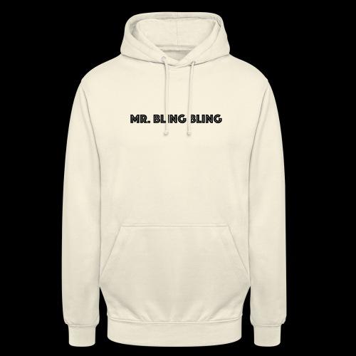 bling bling - Unisex Hoodie