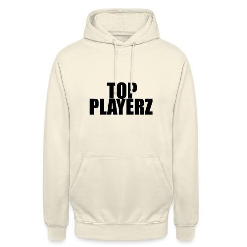 TopPlayer - Felpa con cappuccio unisex