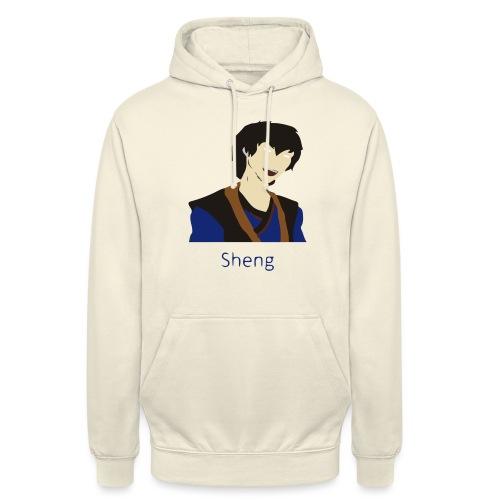 Sheng Canon - Hættetrøje unisex
