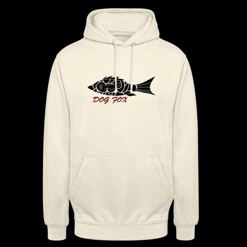 Dogfox Fisch - Unisex Hoodie