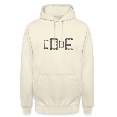 Code - Unisex Hoodie