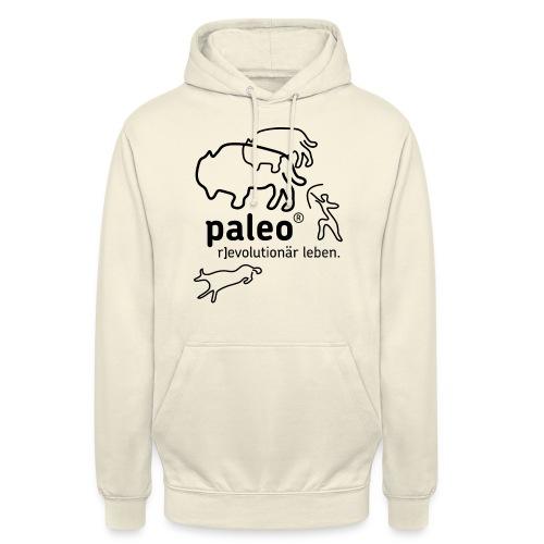 Paleo r evolutionär Illu - Unisex Hoodie