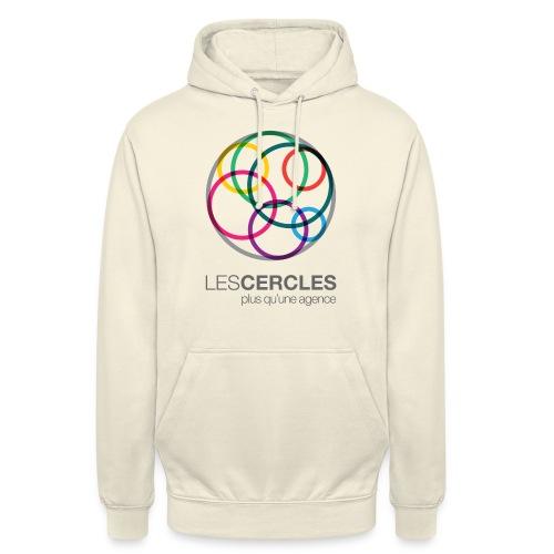 LESCERCLES Logo Colour - Unisex Hoodie