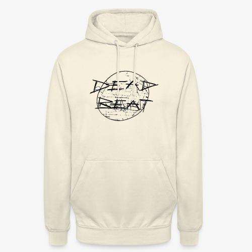 DeadBeat logo - Unisex Hoodie