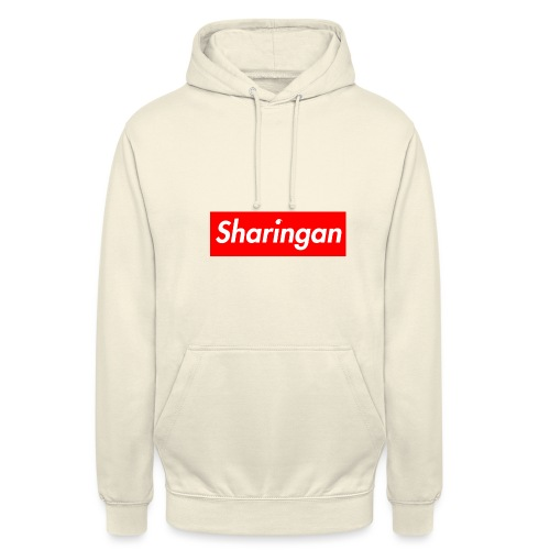 Sharingan tomoe - Sweat-shirt à capuche unisexe