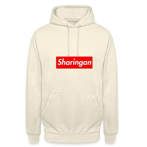 Sharingan tomoe - Sweat-shirt à capuche unisexe