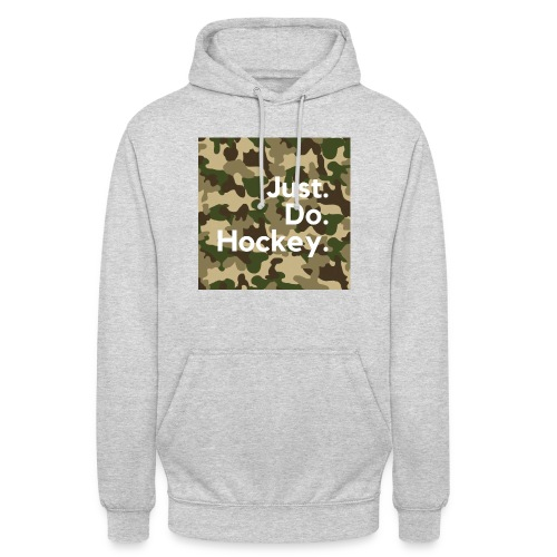 Just.Do.Hockey 2.0 - Hoodie unisex