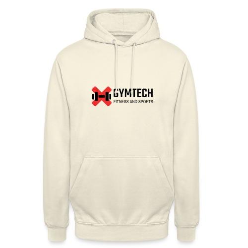 Gymtech logo - Luvtröja unisex