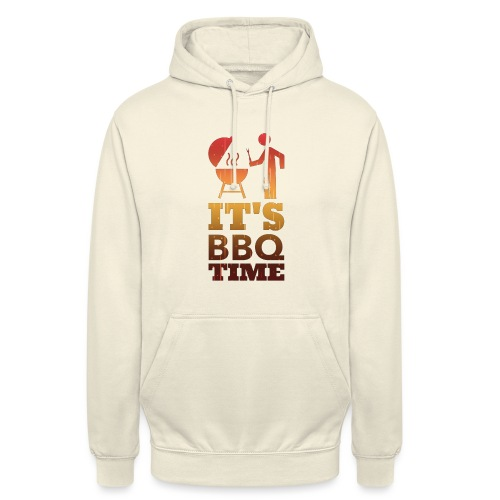 It's BBQ Time - Hoodie unisex