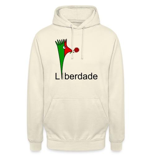 Galoloco - Liberdaded - 25 Abril - Sweat-shirt à capuche unisexe