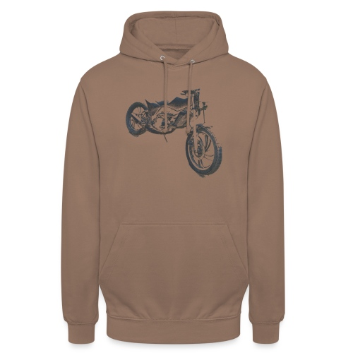 bike (Vio) - Unisex Hoodie