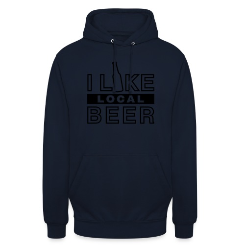 I Like Local Beer (swity) - Unisex Hoodie